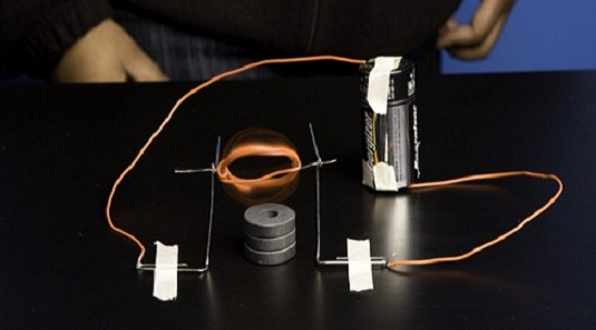 Electrical Motor Engineering Desing Robot