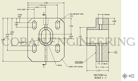 technical drawings dimensioning general dimensioning and tolerancing