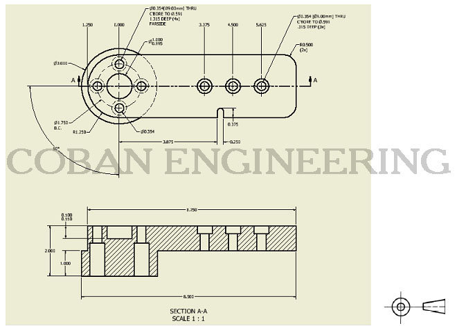 Drawing Lines Definition : Engineering drawing definition of in