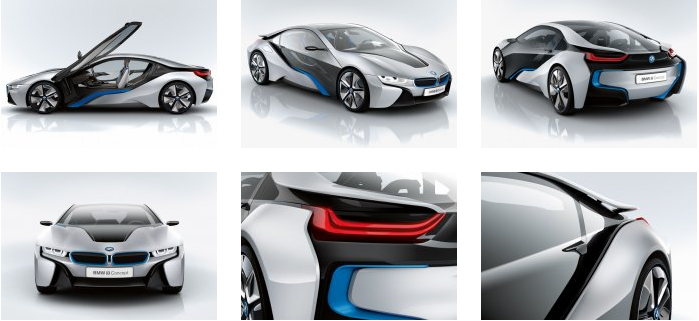 Cool Hybrid Cars Bmw