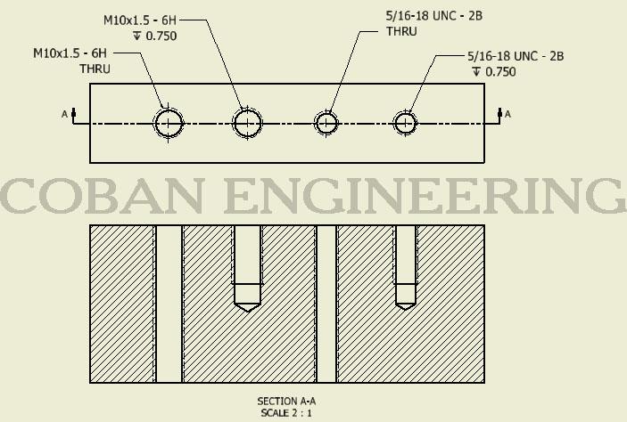 Technical Drawings Dimensioninggeneral Dimensioning And Tolerancing